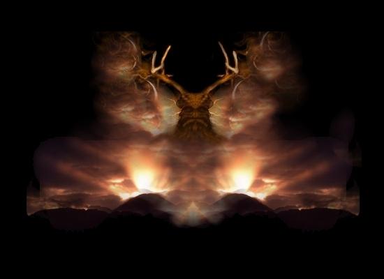 Wiccan Horned God