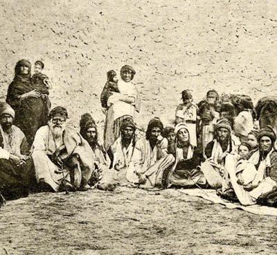 Qué son los Yezidis