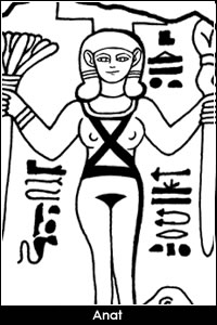 La Diosa Anat