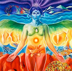 Ejercicios para liberar los chakras (parte 1)