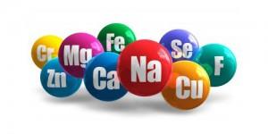 Beneficios de los minerales para la salud
